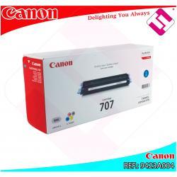 CANON TONER LASER CIAN CRG707C 2.000 PAGINAS LBP/5000/5100/5