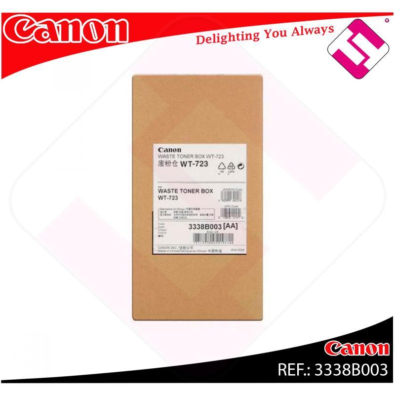 CANON BOTE RESIDUAL NEGRO 18.000 PGINAS LBP/7750CDN