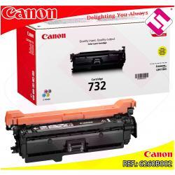 CANON TONER LASER AMARILLO 732 Y