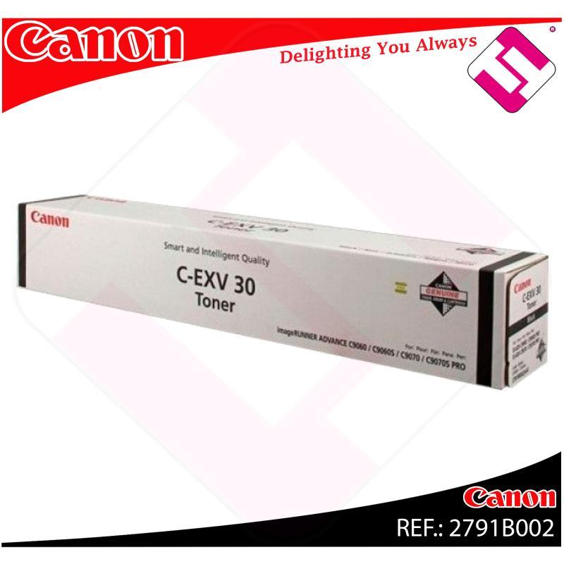 CANON TONER CEXV30 NEGRO 72K IR C9060.C9070.C9075