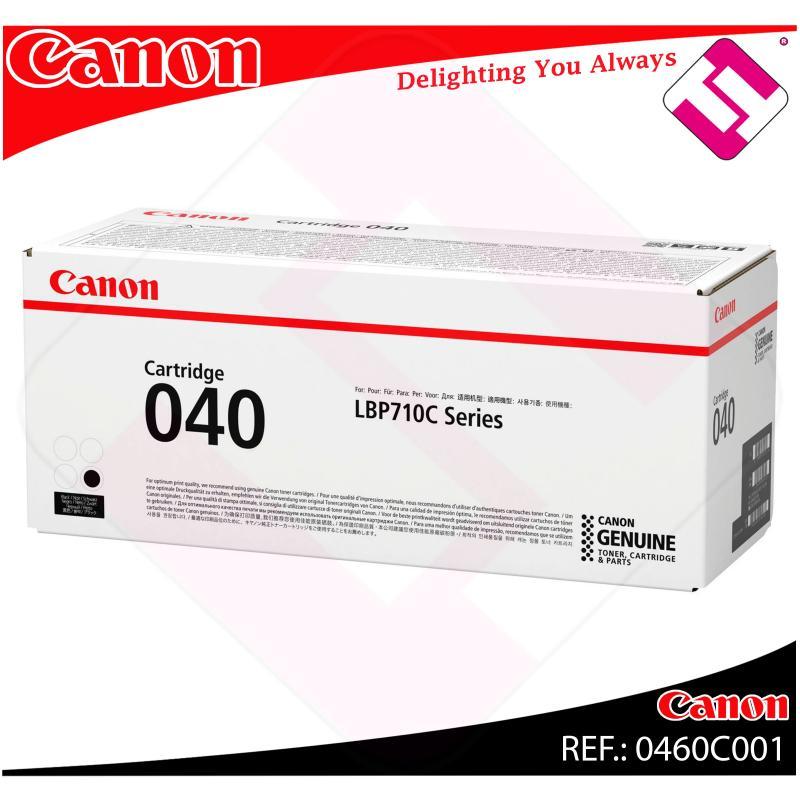 CANON TONER NEGRO CRG040BLK 6300PAGINAS LBP 710CX