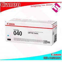 CANON TONER CYAN CRG040CY 5400PAGINAS LBP710X
