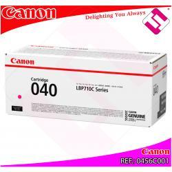 CANON TONER MAGENTA CRG040MAG 5400 PAGINAS LBP710X