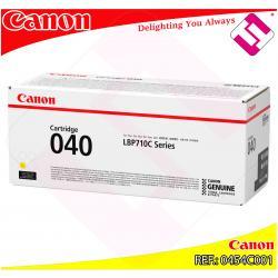 CANON TONER AMARILLO CRG040YELL 5400 PAGINAS LBP710X