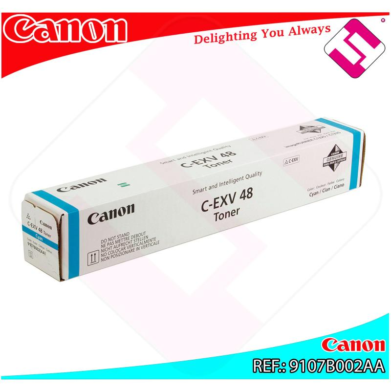 CANON TONER LASER C1325 CIAN 21000PAGINAS CEXV48