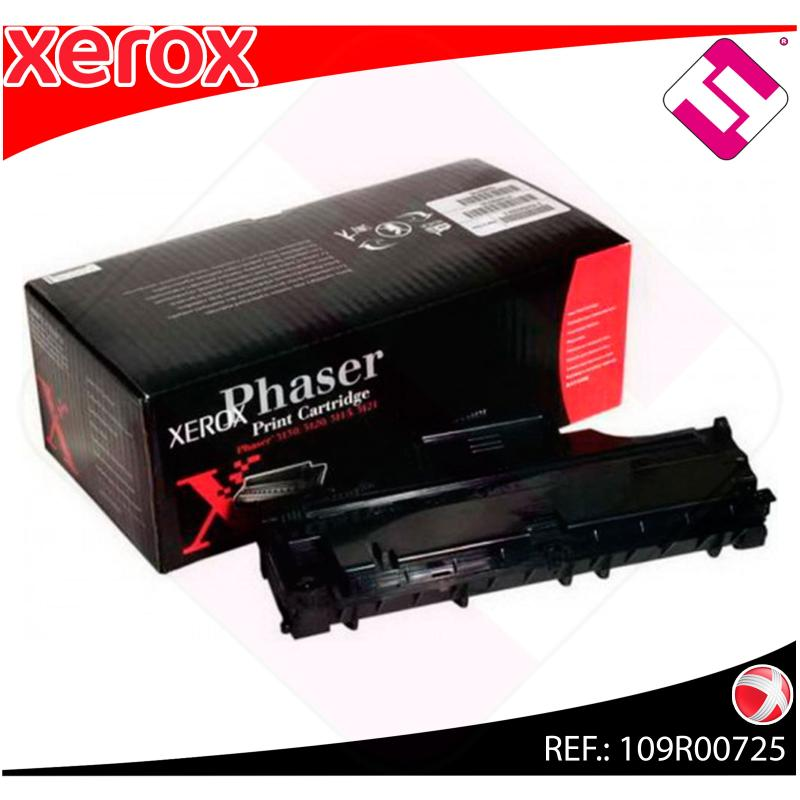 XEROX TONER LASER NEGRO 3.000 PAGINAS/3130