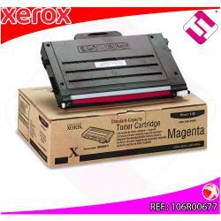 XEROX TONER LASER MAGENTA 2.000 PAGINAS PHASER/6100
