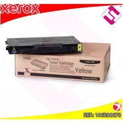 XEROX TONER LASER AMARILLO 2.000 PAGINAS PHASER/6100 EXTINGU