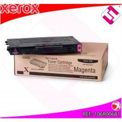 XEROX TONER LASER MAGENTA 5.000 PAGINAS PHASER/6100