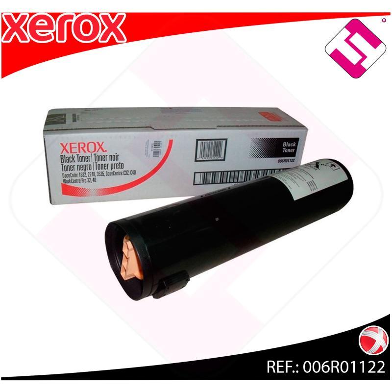 XEROX TONER LASER NEGRO DC/1632/2240/3525/C32/C40