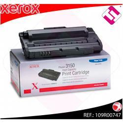 XEROX TONER LASER NEGRO 5.000 PAGINAS PHASER/3150