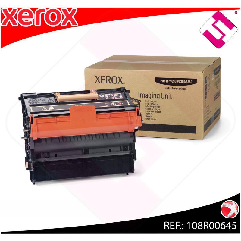 XEROX UNIDAD DE IMAGEN PHASER/6300/6350/6360