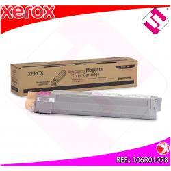 XEROX TONER LASER MAGENTA 15.000 PAGINAS PHASER/7400