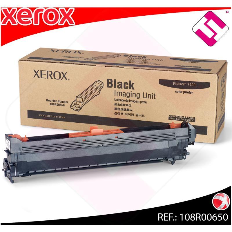 XEROX UNIDAD DE IMAGEN NEGRO 30.000 PAGINAS PHASER/7400