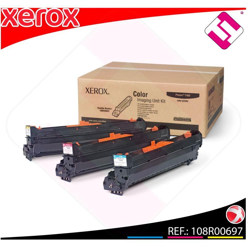 XEROX UNIDAD DE IMAGEN 3.000 PAGINAS PHASER/7400