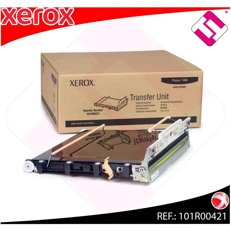 XEROX UNIDAD DE TRANSFERENCIA 80.000 P GINAS PHASER/7400