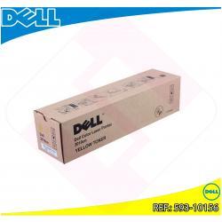 DELL TONER LASER AMARILLO WH008 2.000 PAGINAS PACK 1 3010CN