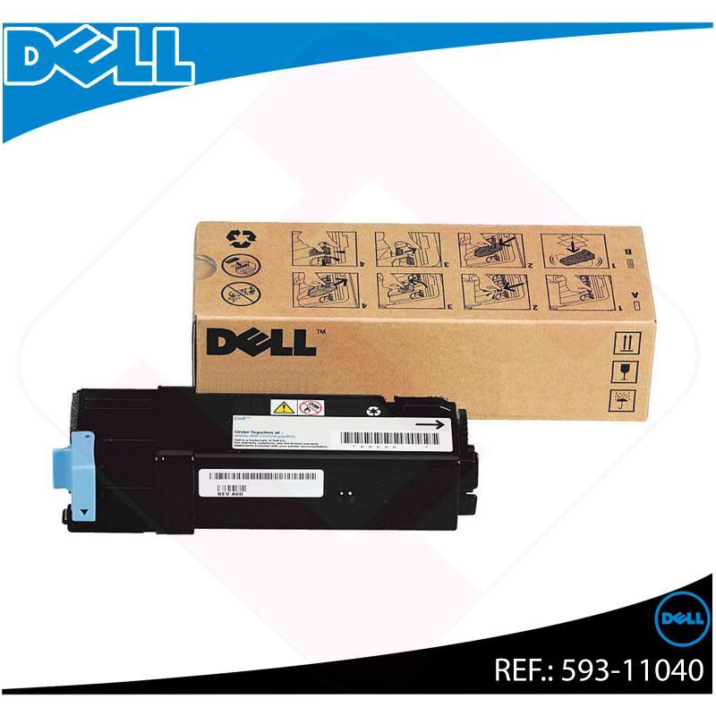 DELL TONER LASER NEGRO 3.000 PAGINAS 2150CN/CDN 2155CN/CDN