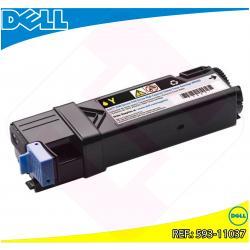 DELL TONER LASER AMARILLO 2.500 PAGINAS 2150CN/CDN 2155CN/CD