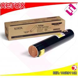 XEROX TONER LASER AMARILLO 25.000 PAGINAS PHASER/7600/7760