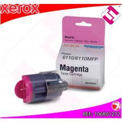 XEROX TONER LASER MAGENTA 1.000 P GINAS PHASER/6110/6110MFP
