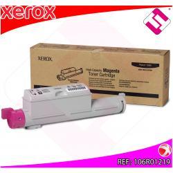 XEROX TONER LASER MAGENTA 12.000 PAGINAS PHASER/6360