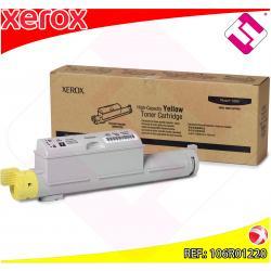 XEROX TONER LASER AMARILLO 12.000 PAGINAS PHASER/6360