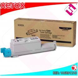 XEROX TONER LASER CIAN 12.000 PAGINAS PHASER/6360