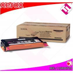 XEROX TONER LASER MAGENTA 6.000 PAGINAS PHASER/6180