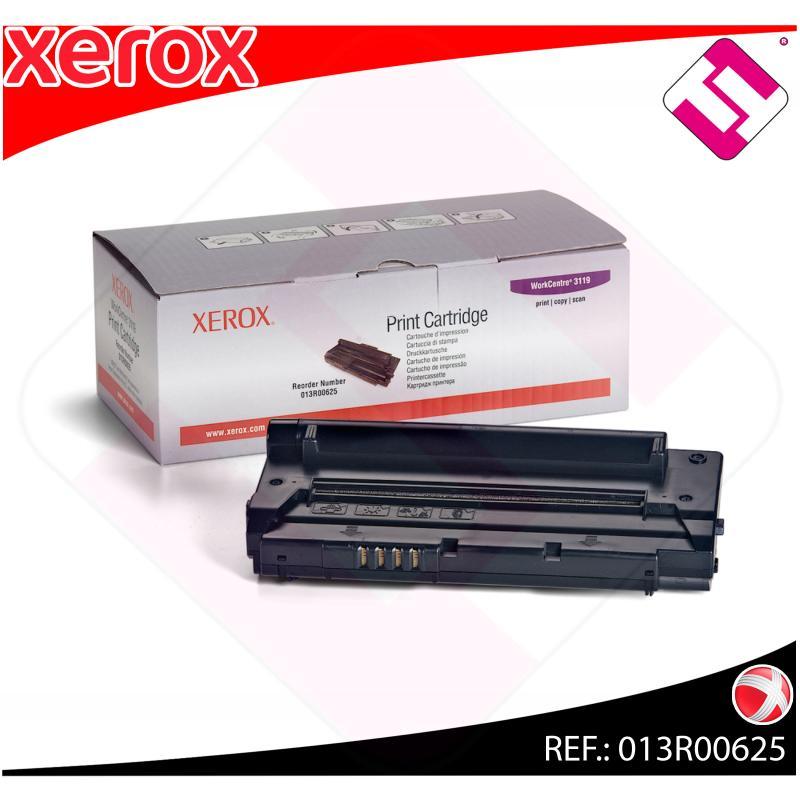 XEROX TONER LASER 3.000 PAGINAS WORKCENTRE/3119