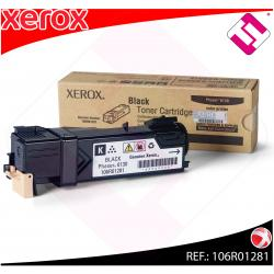 XEROX TONER LASER NEGRO 2.500 PAGINAS PHASER/6130
