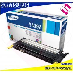 SAMSUNG TONER LASER AMARILLO 1.000 P GINAS CLX/3170FN/3175N/