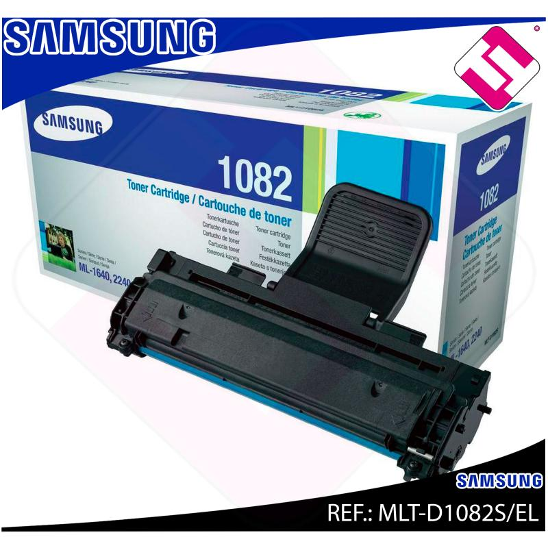SAMSUNG TONER LASER NEGRO 1.500 P GINAS ML/1640/2240