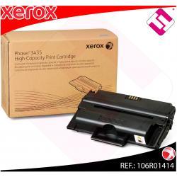 XEROX TONER LASER NEGRO 4.000 PAGINAS PHASER/3435