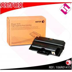 XEROX TONER LASER NEGRO 10.000 PGINAS PHASER/3435