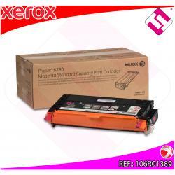 XEROX TONER LASER MAGENTA 2.200 PAGINAS PHASER/6280