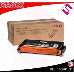 XEROX TONER LASER NEGRO 3.000 PAGINAS PHASER/6280