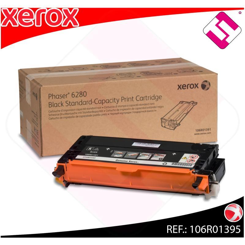 XEROX TONER LASER NEGRO 8.000 PAGINAS PHASER/6280
