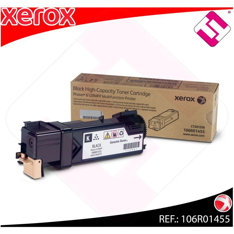 XEROX TONER LASER NEGRO 3.100 PGINAS PHASER/6128MFP