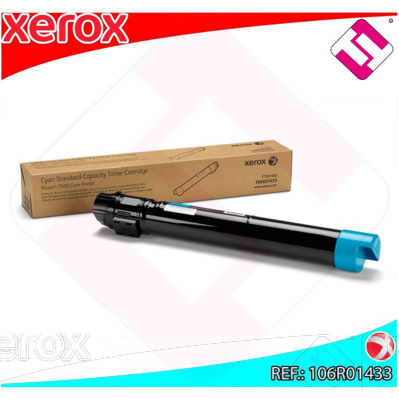 XEROX TONER LASER CIAN 9.600 PGINAS PHASER/7500