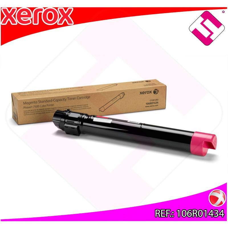 XEROX TONER LASER MAGENTA 9.600 PGINAS PHASER/7500
