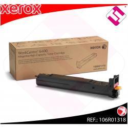 XEROX TONER LASER MAGENTA 12.000 PAGINAS WORKCENTRE/6400
