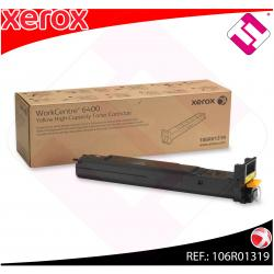 XEROX TONER LASER AMARILLO 12.000 PAGINAS WORKCENTRE/6400