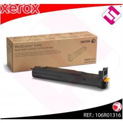 XEROX TONER LASER NEGRO 12.000 PAGINAS WORKCENTRE/6400