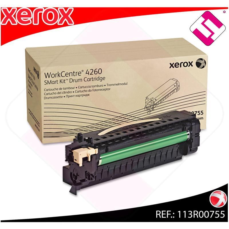 XEROX TAMBOR LASER NEGRO 80.000 P GINAS WORKCENTER/4250