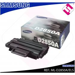 SAMSUNG TONER LASER NEGRO 2.000 PAGINAS ML/2850D/2851ND/2850