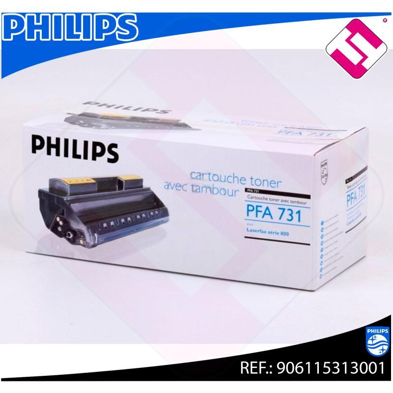 PHILIPS TONER LASER PFA 731/820/825/855