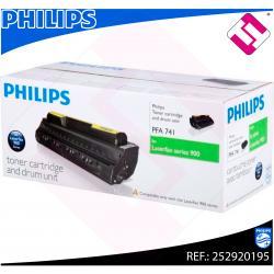 PHILIPS TONER LASER NEGRO PFA 741 2.000 PAGINAS LFP/920/925/