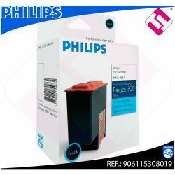 PHILIPS CARTUCHO INYECCION TINTA NEGRO PFA 431 500 P GINAS F