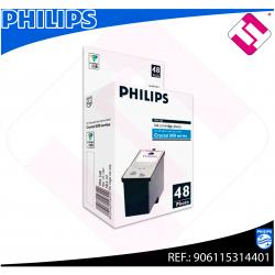 PHILIPS CARTUCHO INYECCION TINTA COLOR FOTO PFA 548 300 PGI